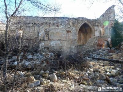 Monasterio Bonaval,Cañón del Jarama; viajes en grupo rutas por toledo viajes alternativos senderis